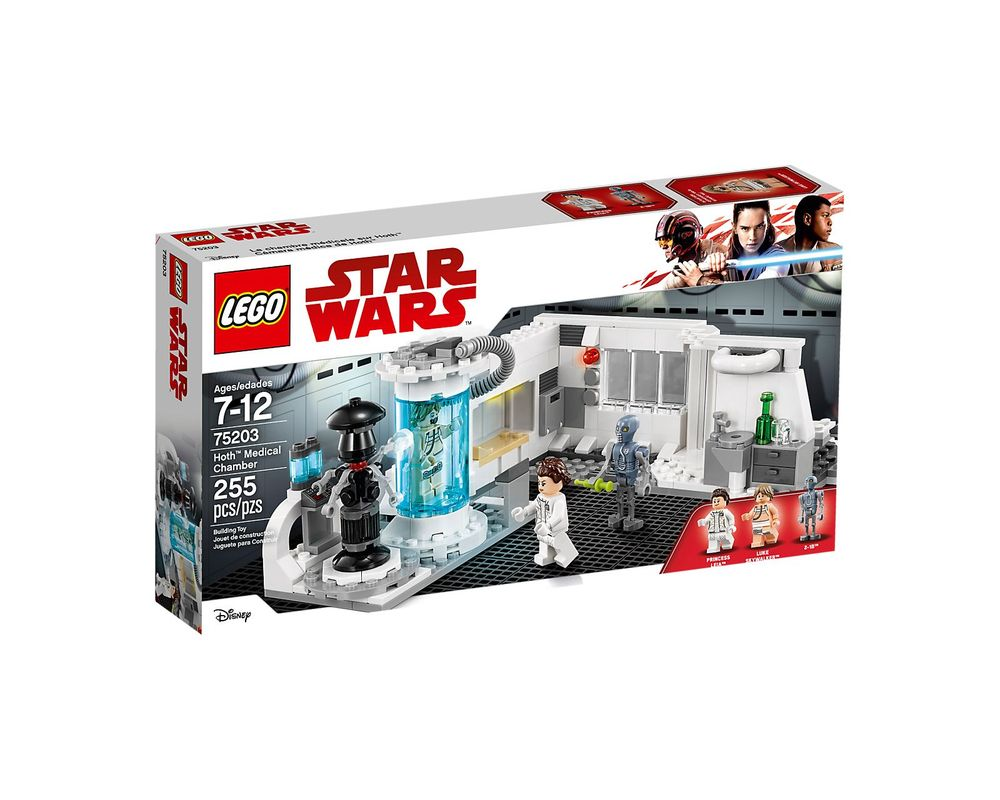 LEGO Set 75203-1 Hoth Medical Chamber