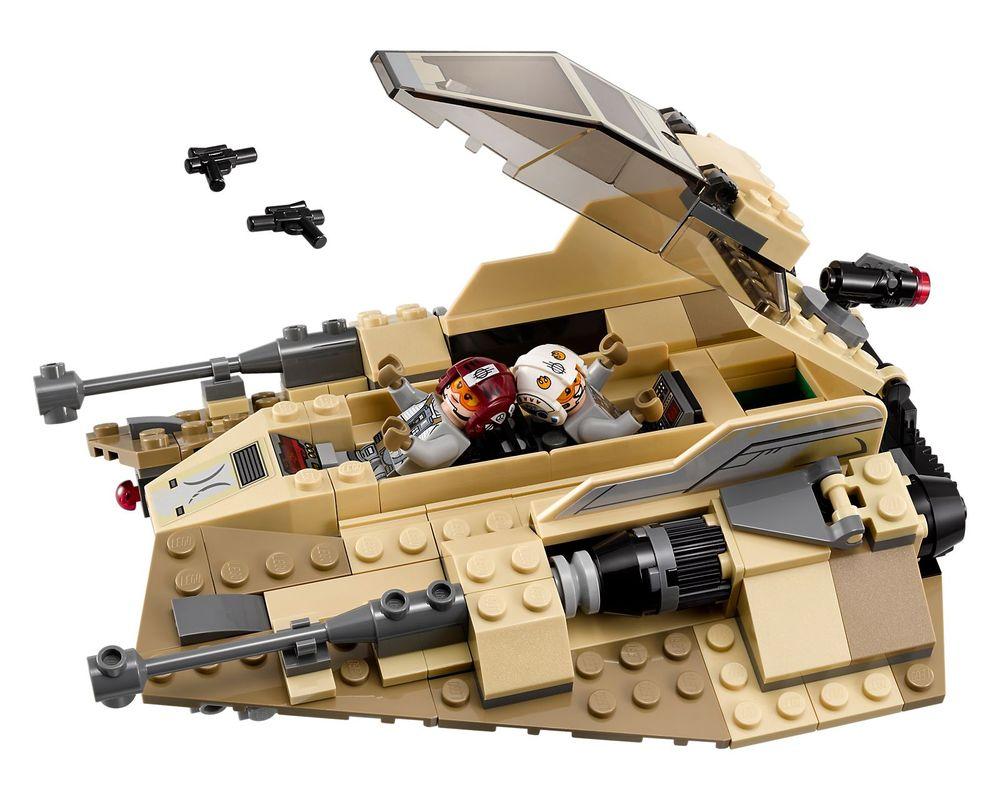 LEGO Set 75204-1 Sandspeeder