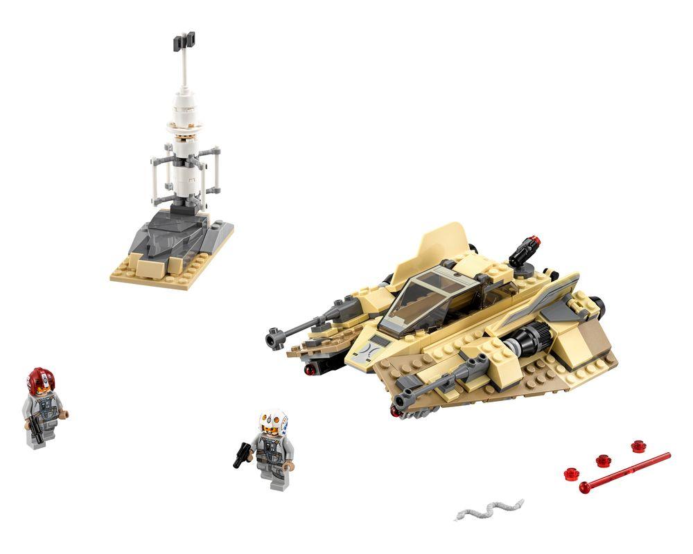 LEGO Set 75204-1 Sandspeeder (Model - A-Model)