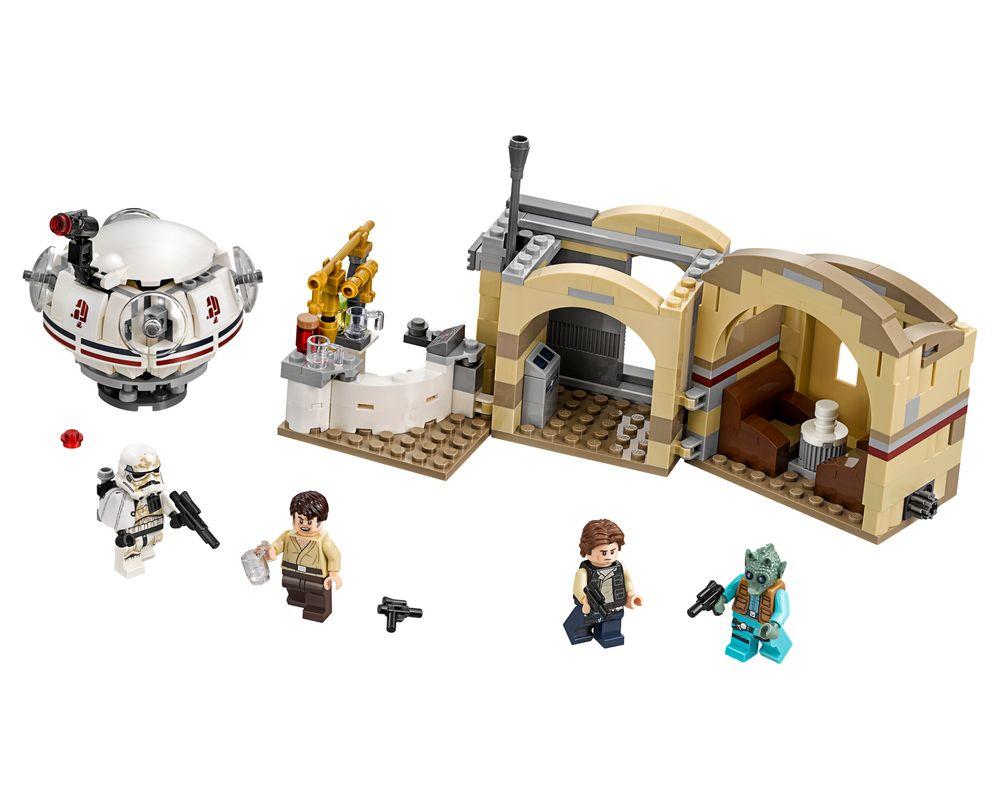LEGO Set 75205-1 Mos Eisley Cantina (LEGO - Model)