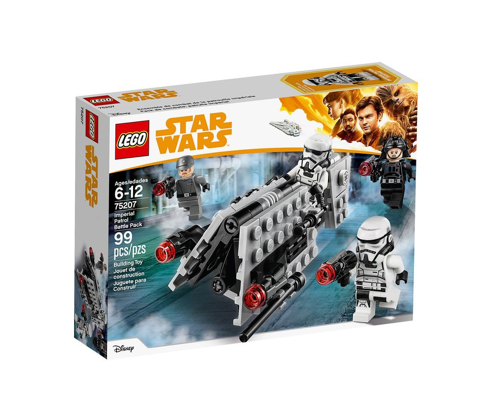 LEGO Set 75207-1 Imperial Patrol Battle Pack