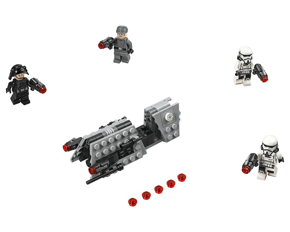 LEGO Set 75207-1 Imperial Patrol Battle Pack (Model - A-Model)