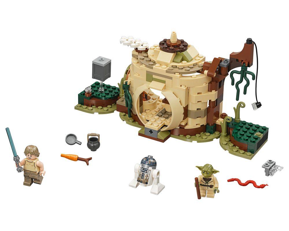LEGO Set 75208-1 Yoda's Hut (Model - A-Model)