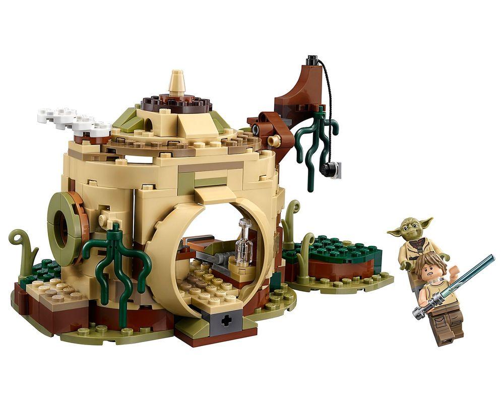 LEGO Set 75208-1 Yoda's Hut