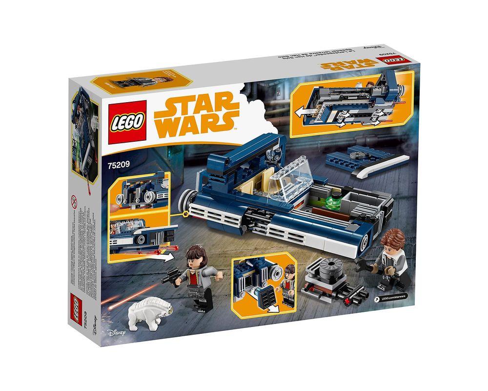 LEGO Set 75209-1 Han Solo's Landspeeder