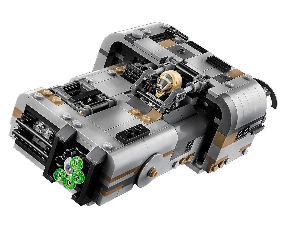 LEGO Set 75210-1 Moloch's Landspeeder