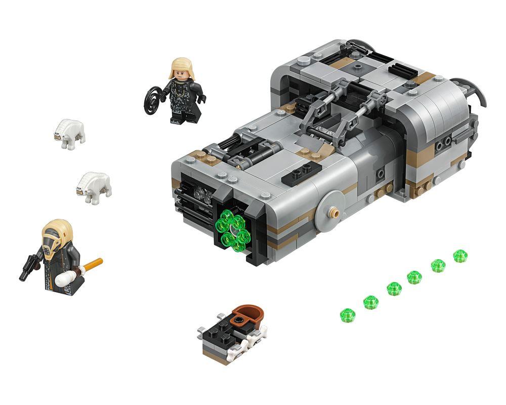 LEGO Set 75210-1 Moloch's Landspeeder (Model - A-Model)
