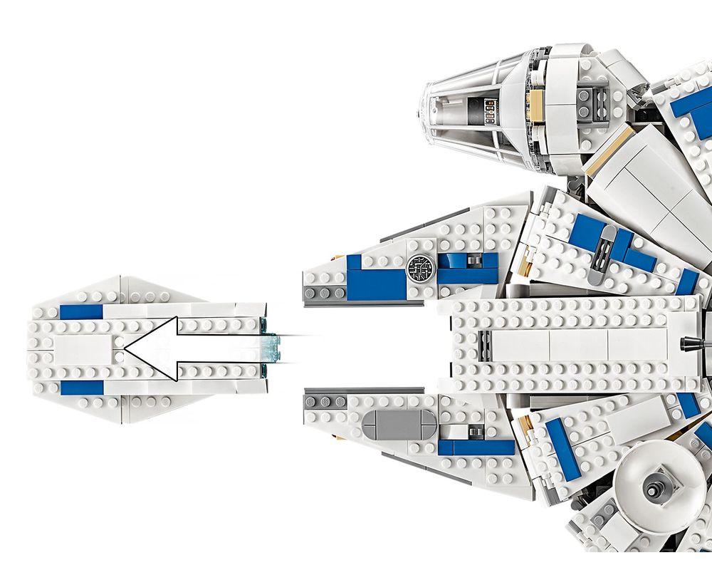 LEGO Set 75212-1 Kessel Run Millennium Falcon