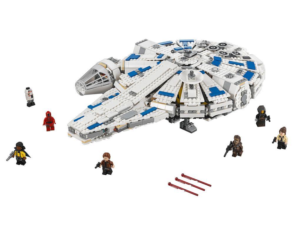 LEGO Set 75212-1 Kessel Run Millennium Falcon (LEGO - Model)