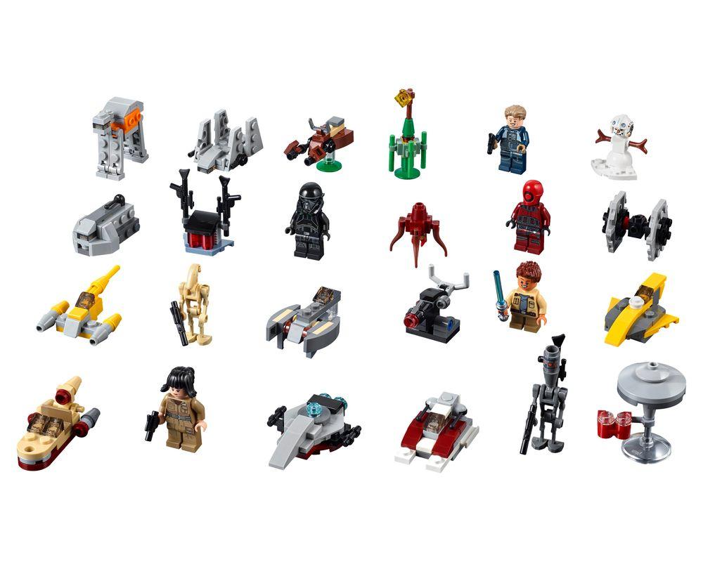 LEGO Set 75213-1 Star Wars Advent Calendar (LEGO - Model)