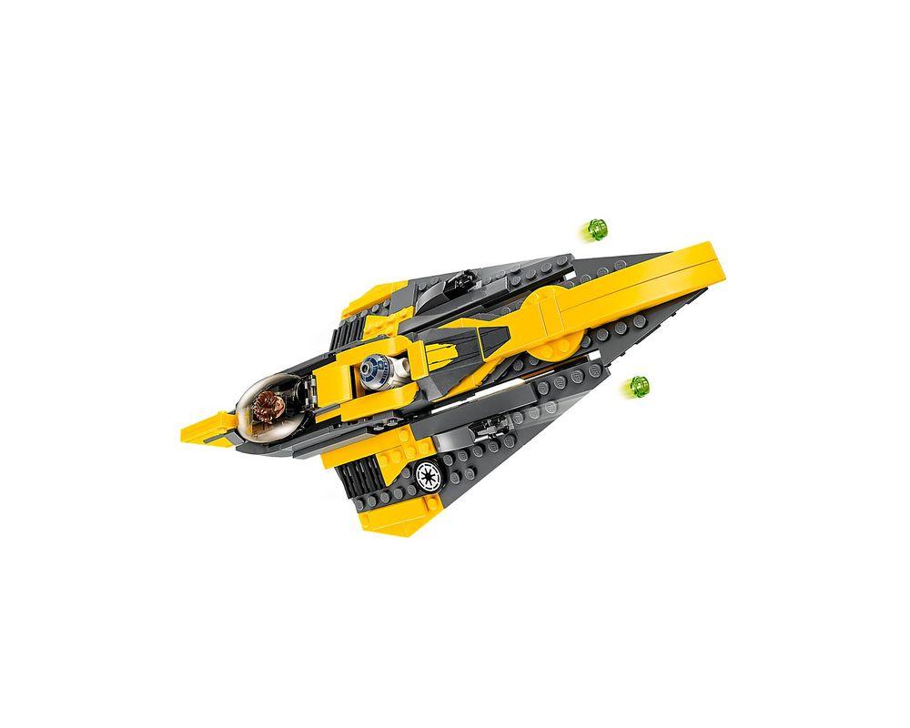 LEGO Set 75214-1 Anakin's Jedi Starfighter