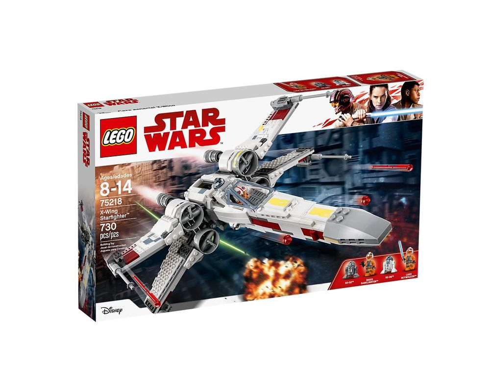 LEGO Set 75218-1 X-Wing Starfighter
