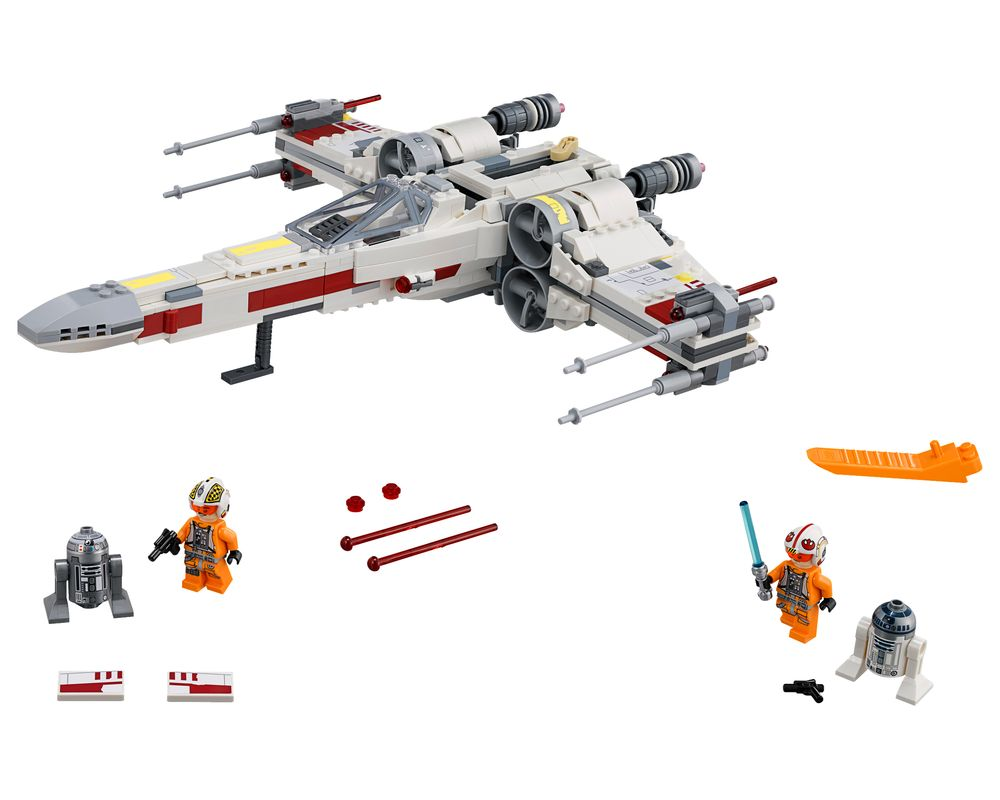 LEGO Set 75218-1 X-Wing Starfighter (Model - A-Model)