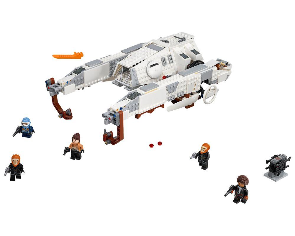 LEGO Set 75219-1 Imperial AT-Hauler (LEGO - Model)