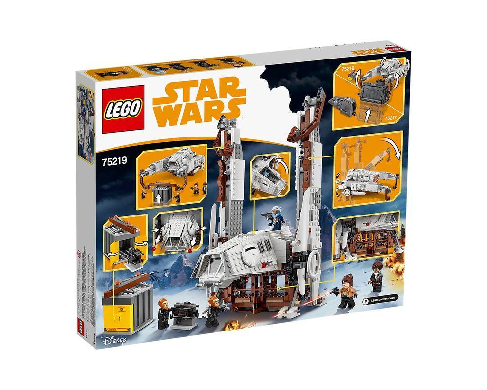 LEGO Set 75219-1 Imperial AT-Hauler