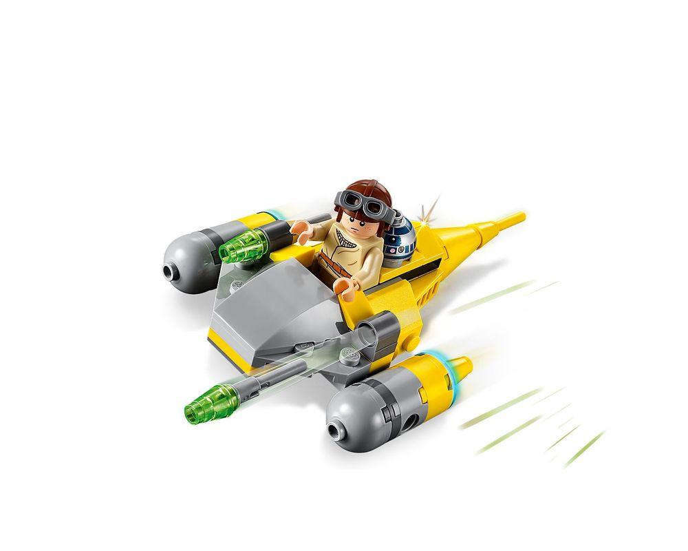 LEGO Set 75223-1 Naboo Starfighter Microfighter