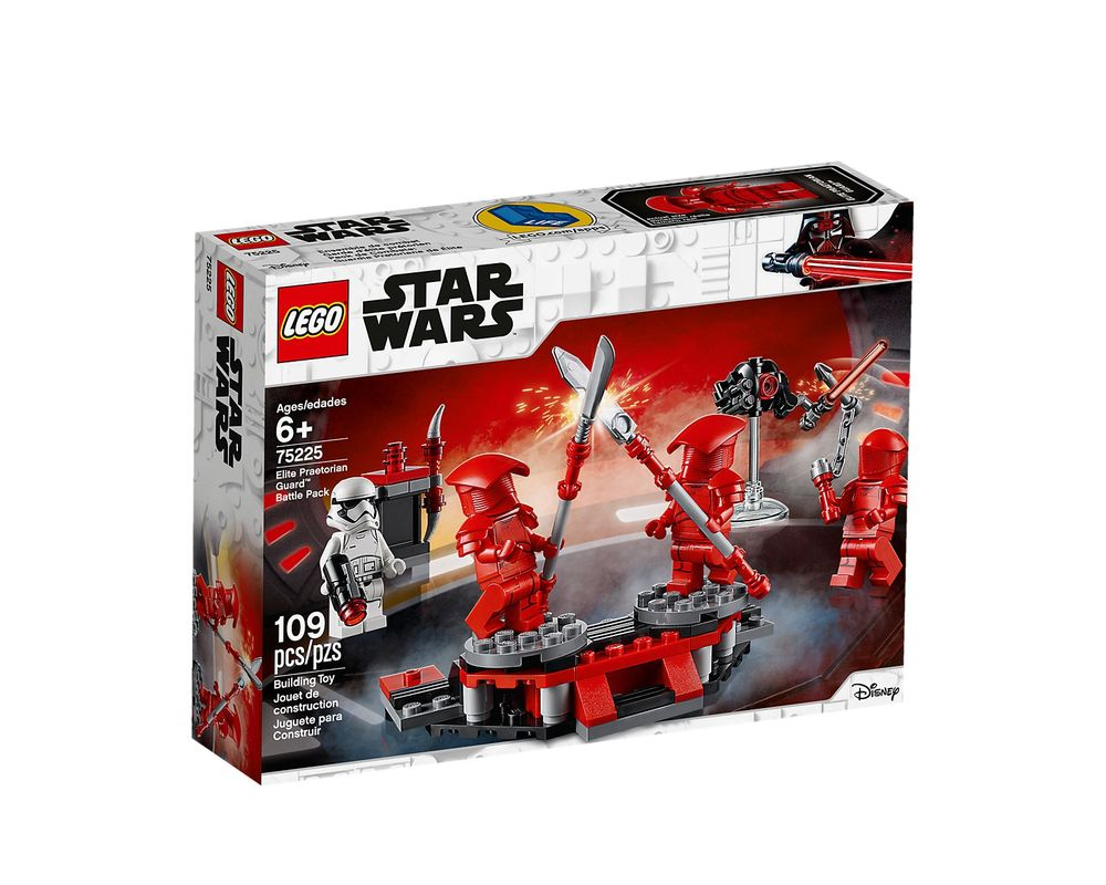 LEGO Set 75225-1 Elite Praetorian Guard Battle Pack