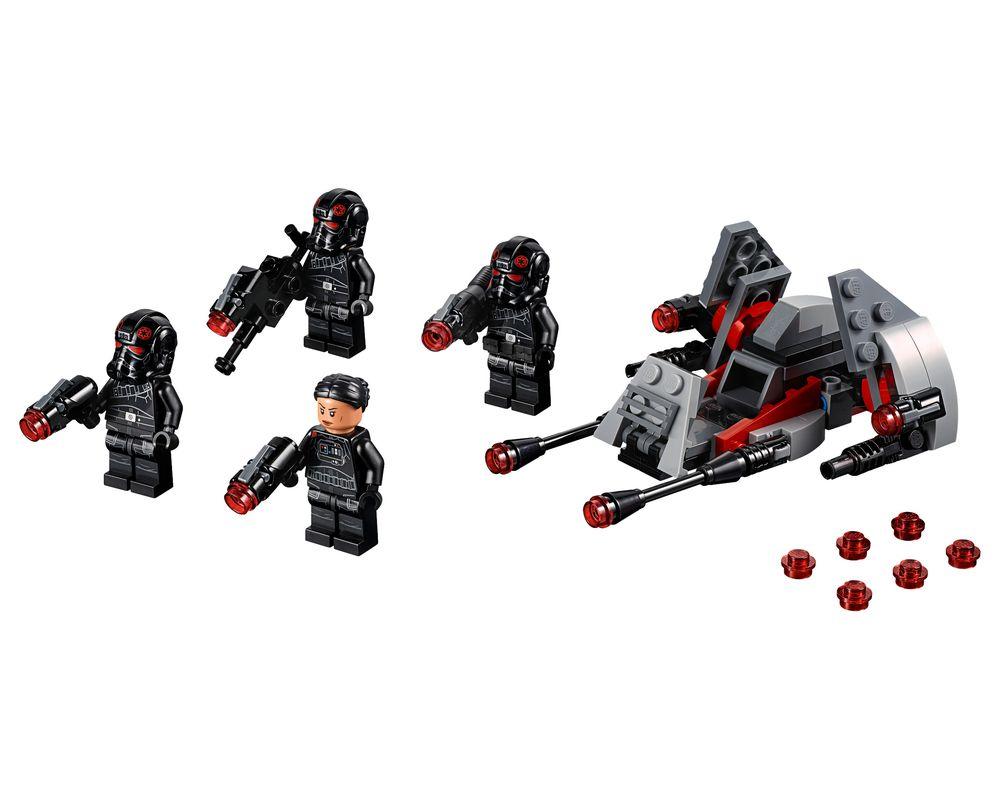 LEGO Set 75226-1 Inferno Squad Battle Pack (Model - A-Model)