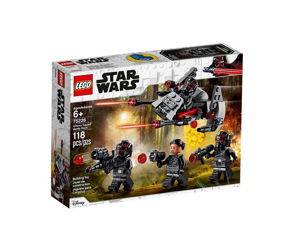 LEGO Set 75226-1 Inferno Squad Battle Pack