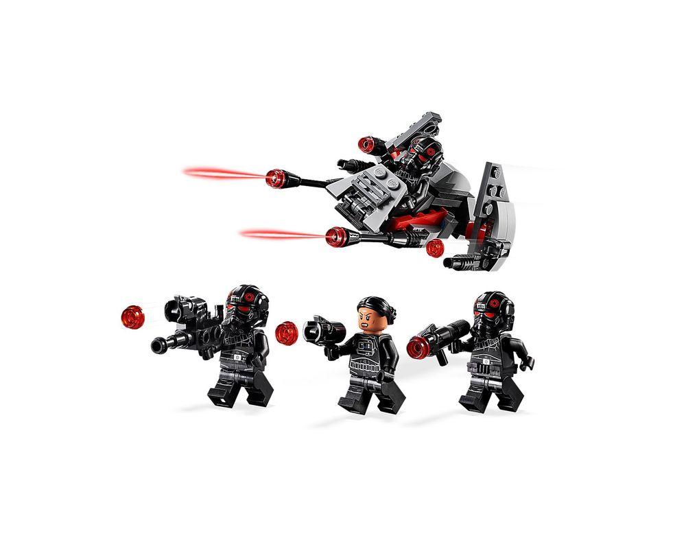 LEGO Set 75226-1 Inferno Squad Battle Pack (2019 Star Wars