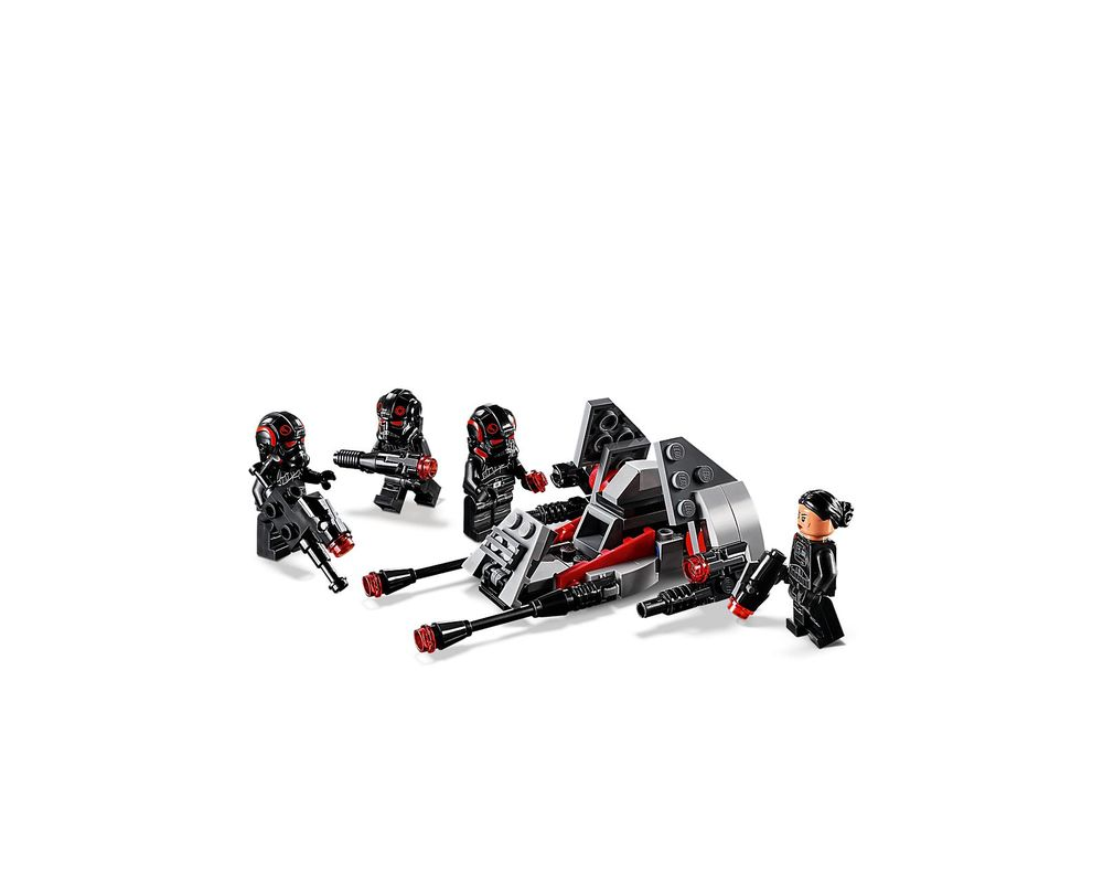 LEGO 75226 2019 Star Wars Inferno Squad Iden Versio Retired NEW /& SEALED