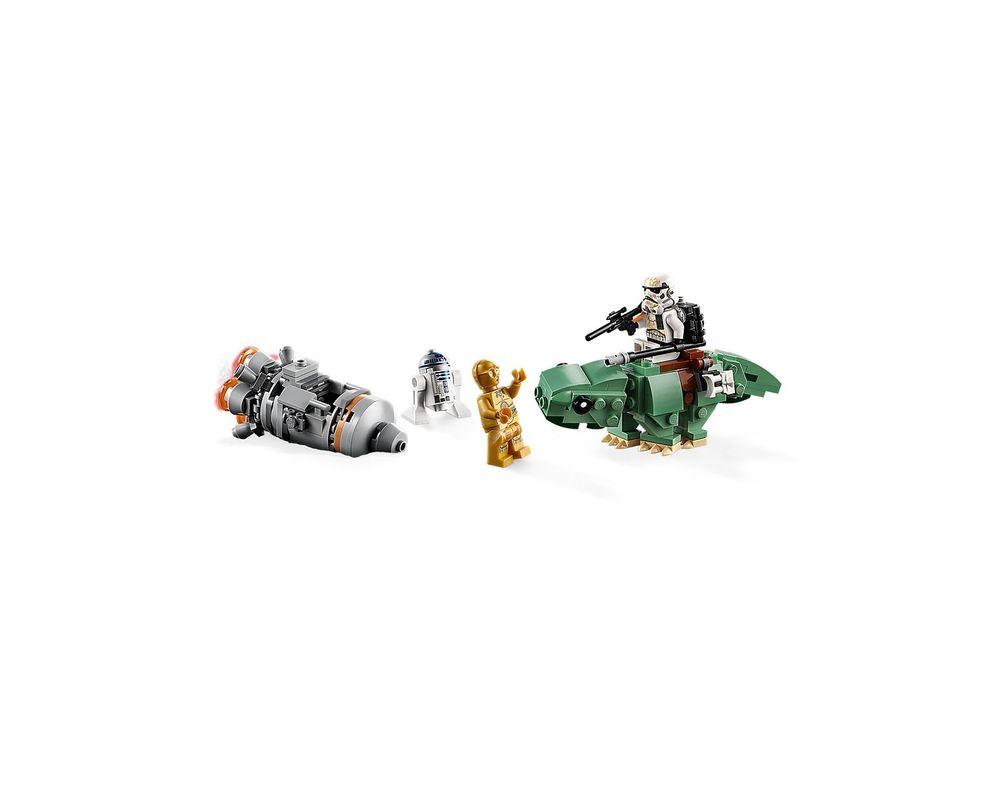 LEGO Set 75228-1 Escape Pod vs. Dewback Microfighters