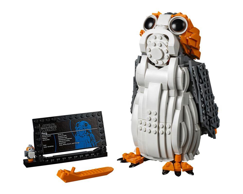 LEGO Set 75230-1 Porg (LEGO - Model)