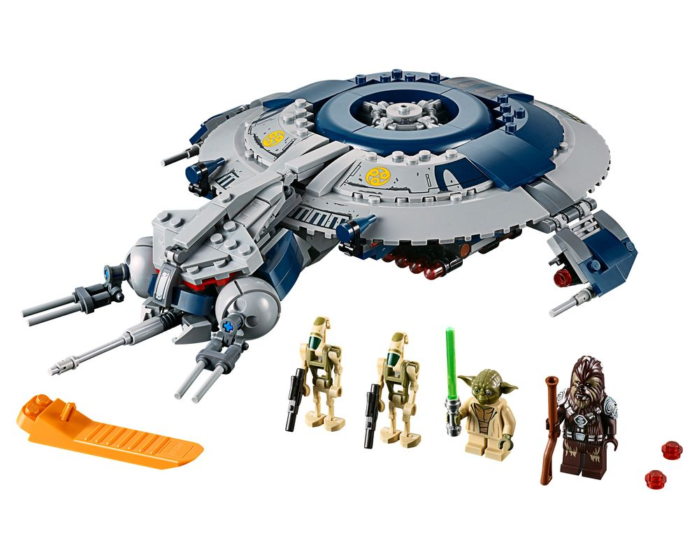 LEGO Set 75233-1 Droid Gunship (LEGO - Model)