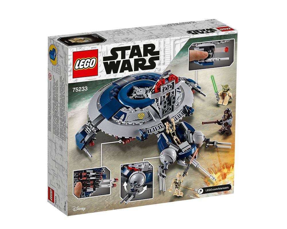 LEGO Set 75233-1 Droid Gunship