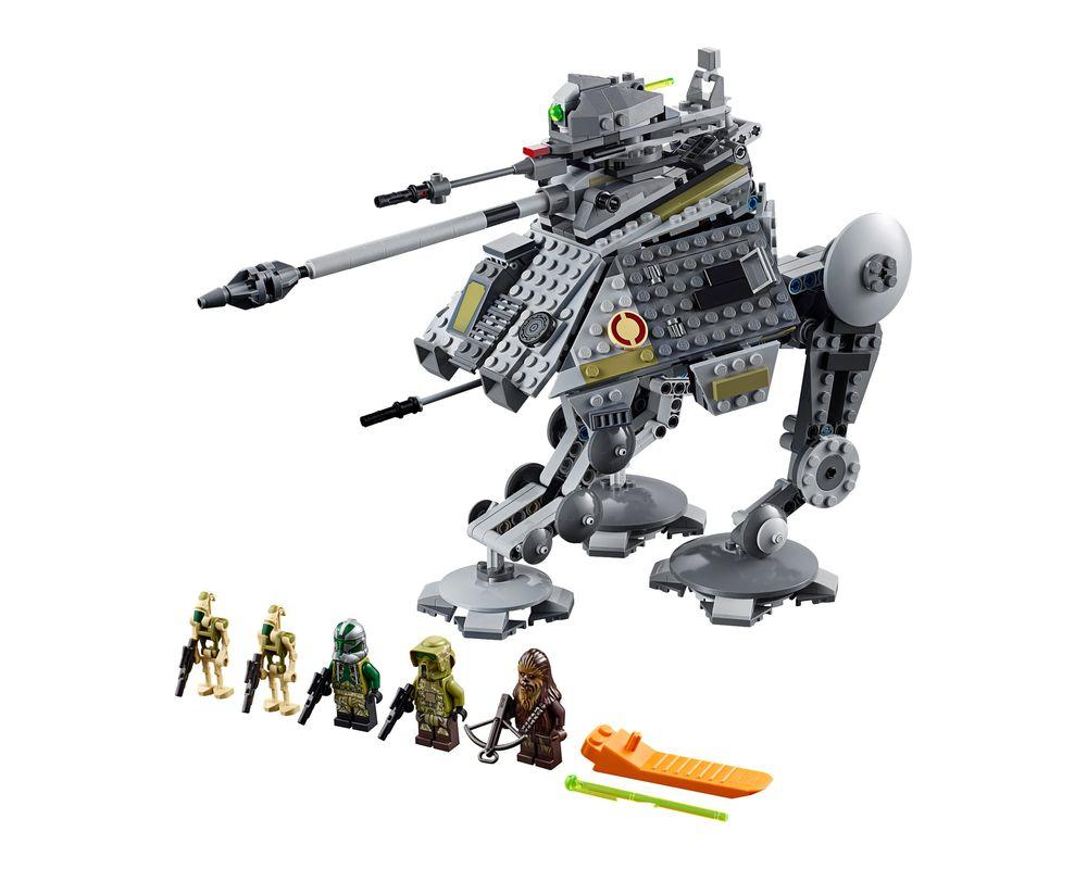 LEGO Set 75234-1 AT-AP Walker (Model - A-Model)
