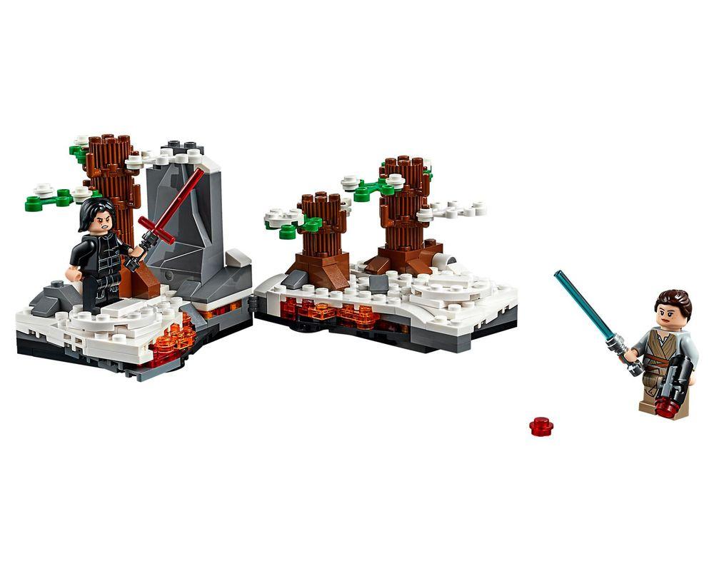 LEGO Set 75236-1 Duel on Starkiller Base