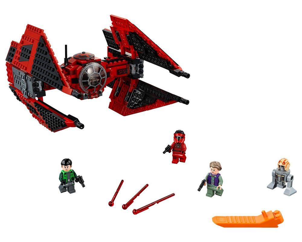 LEGO Set 75240-1 Major Vonreg's TIE Fighter