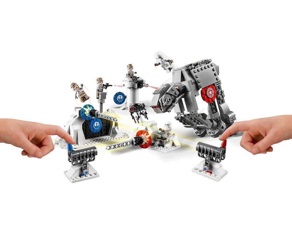 LEGO Set 75241-1 Action Battle Echo Base Defense