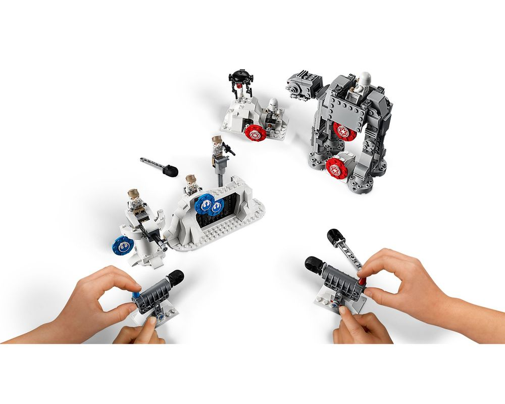 LEGO Set 75241-1 Action Battle Echo Base Defense