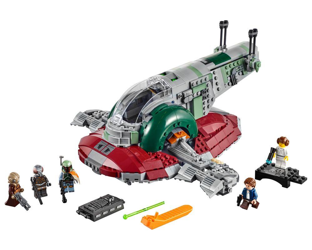 LEGO Set 75243-1 Slave I - 20th Anniversary Edition (LEGO - Model)