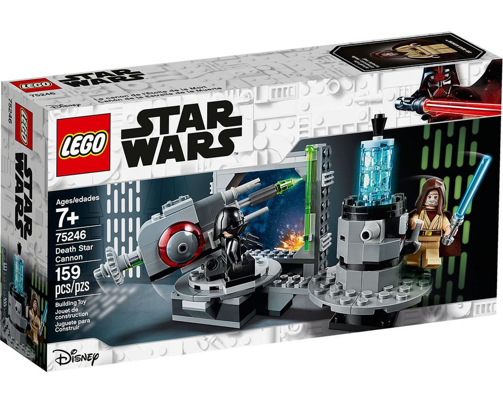 LEGO Set 75246-1 Death Star Cannon