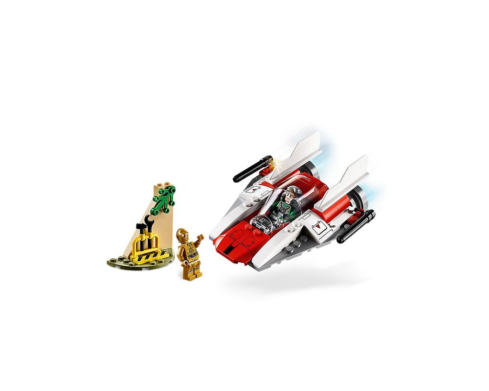 LEGO Set 75247-1 Rebel A-Wing Starfighter