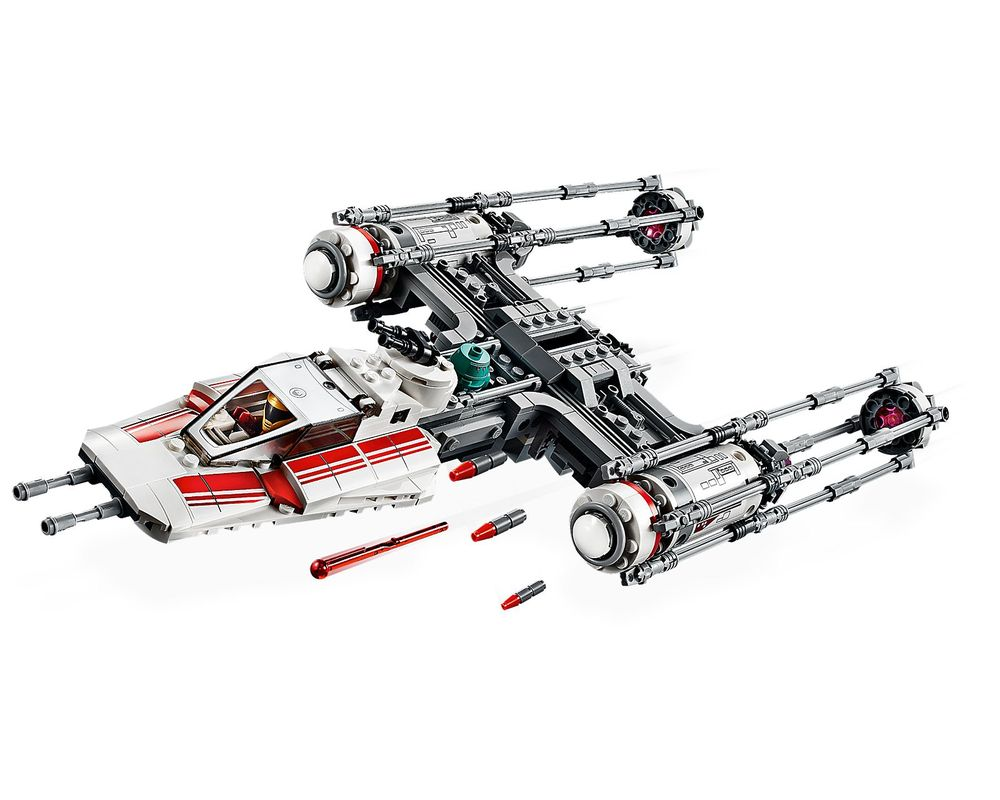 LEGO Set 75249-1 Resistance Y-Wing Starfighter