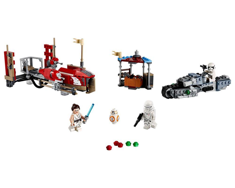 LEGO Set 75250-1 Pasaana Speeder Chase (Model - A-Model)