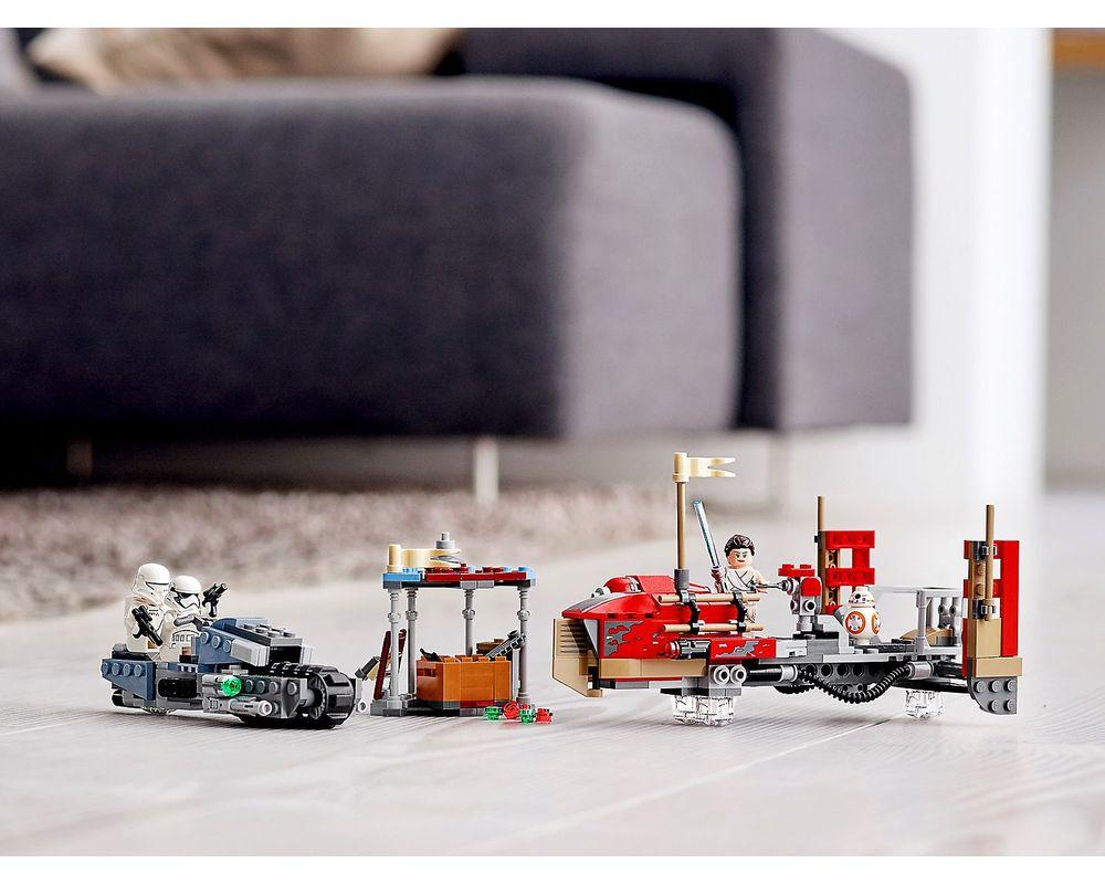 LEGO Set 75250-1 Pasaana Speeder Chase