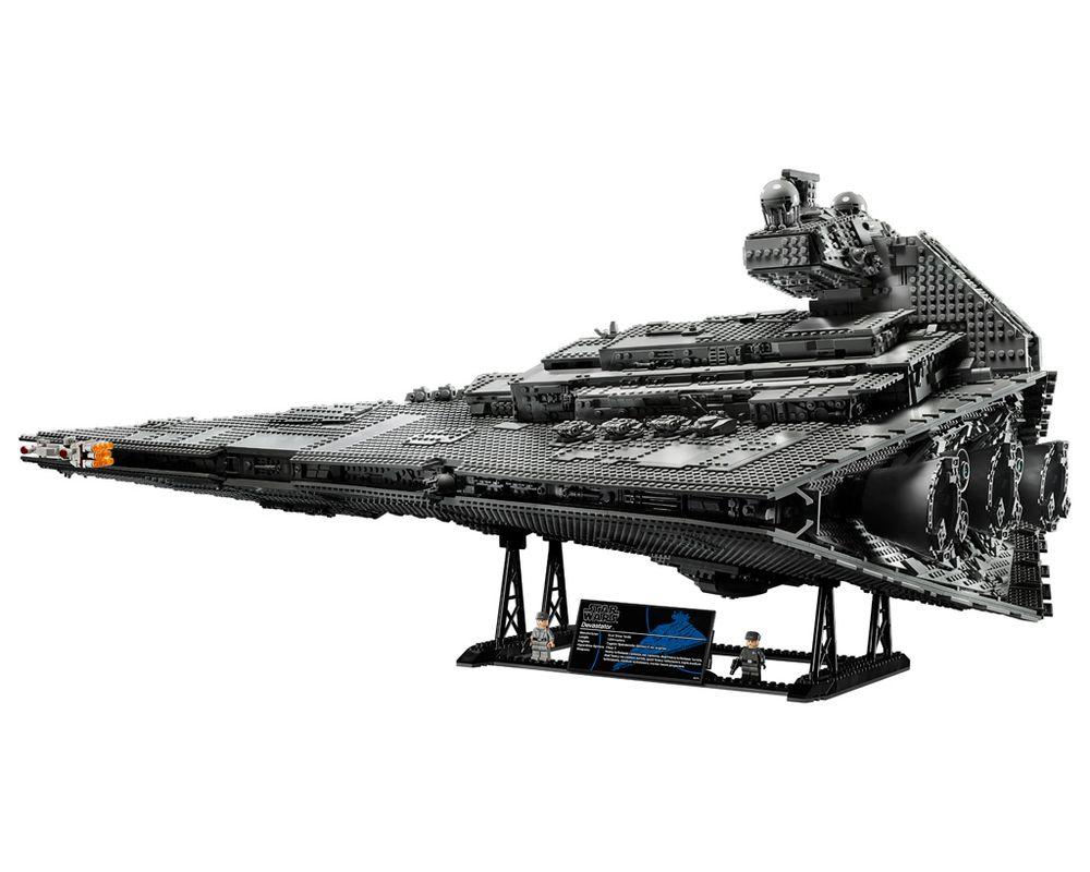 LEGO Set 75252-1 Imperial Star Destroyer (Model - A-Model)