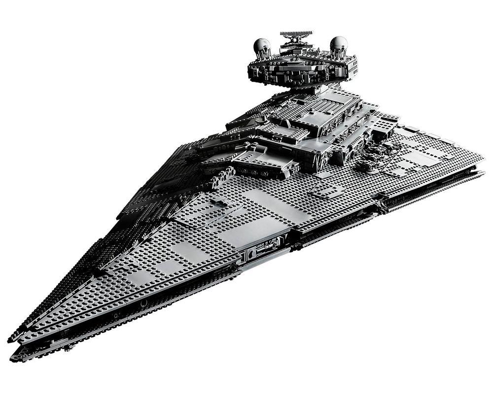 LEGO Set 75252-1 Imperial Star Destroyer