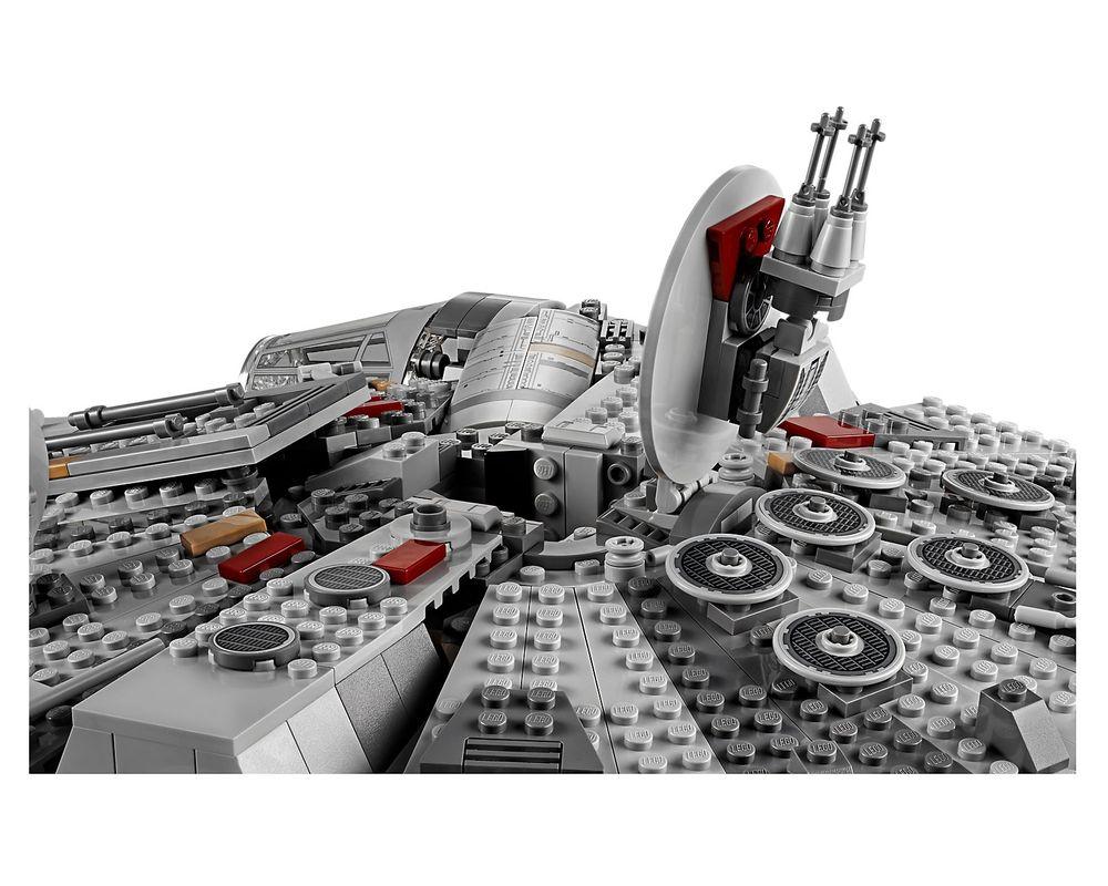 LEGO Set 75257-1 Millennium Falcon