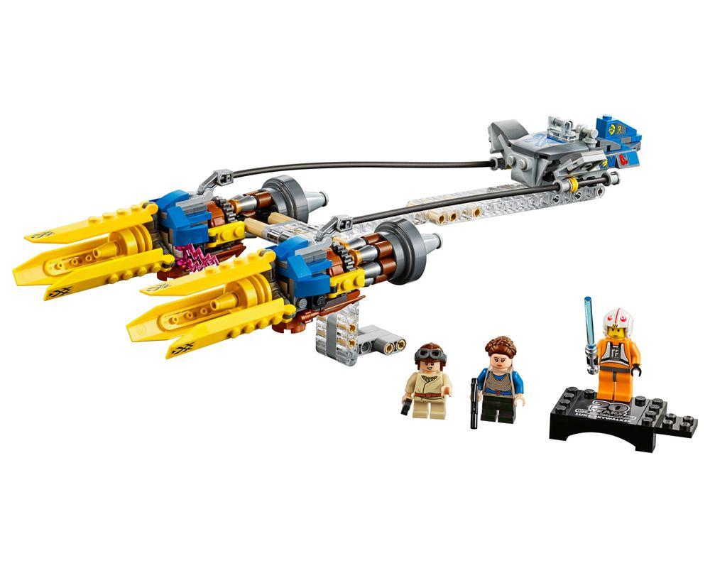 LEGO Set 75258-1 Anakin's Podracer - 20th Anniversary Edition (LEGO - Model)