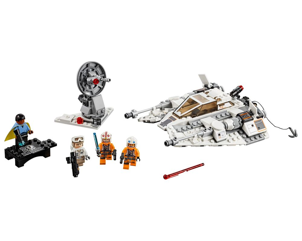 LEGO Set 75259-1 Snowspeeder - 20th Anniversary Edition (LEGO - Model)