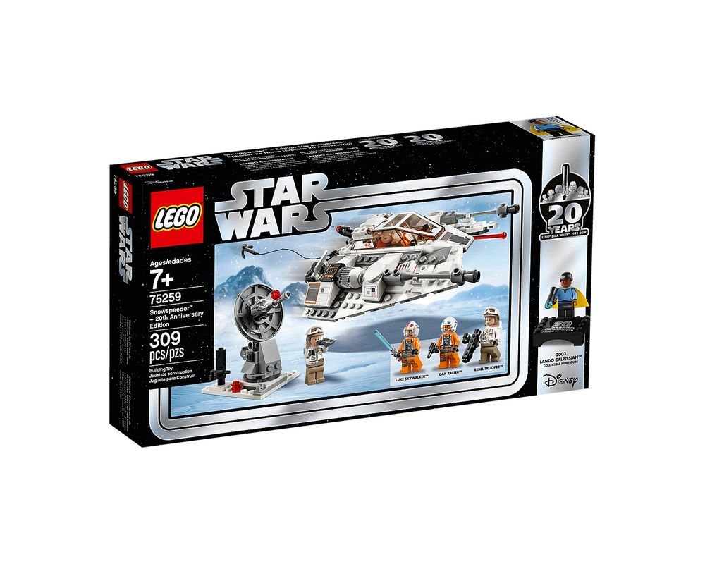 LEGO Set 75259-1 Snowspeeder - 20th Anniversary Edition