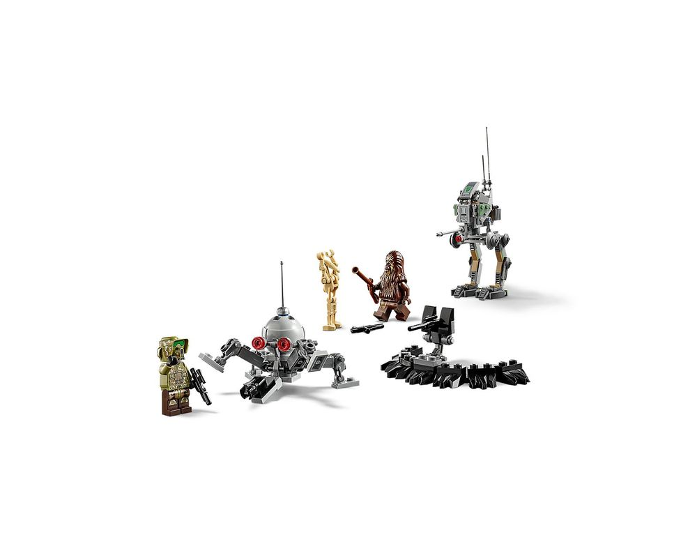 LEGO Set 75261-1 Clone Scout Walker - 20th Anniversary Edition