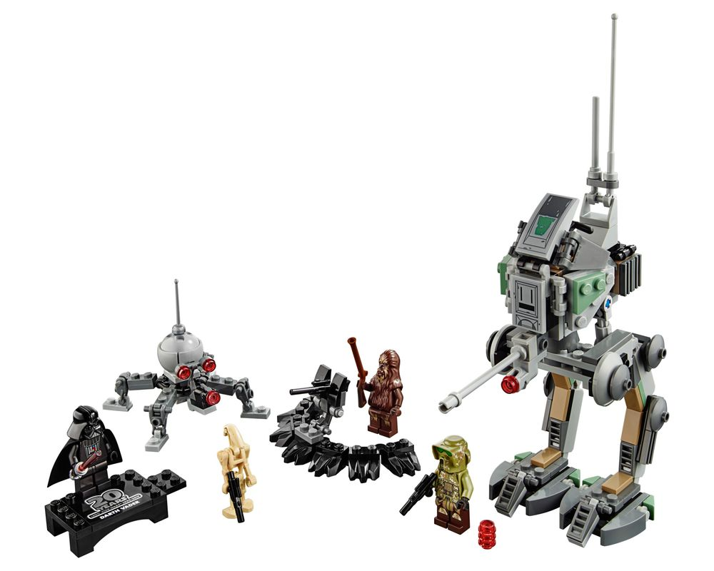 LEGO Set 75261-1 Clone Scout Walker - 20th Anniversary Edition (Model - A-Model)