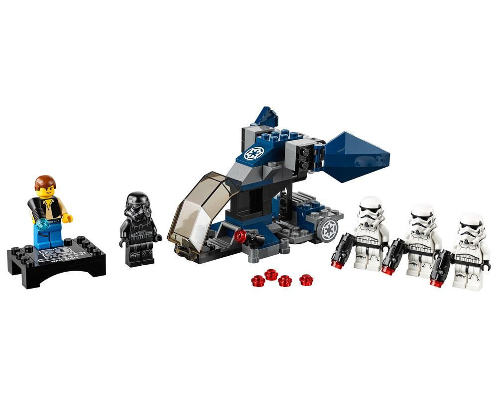 LEGO Set 75262-1 Imperial Dropship - 20th Anniversary Edition (Model - A-Model)