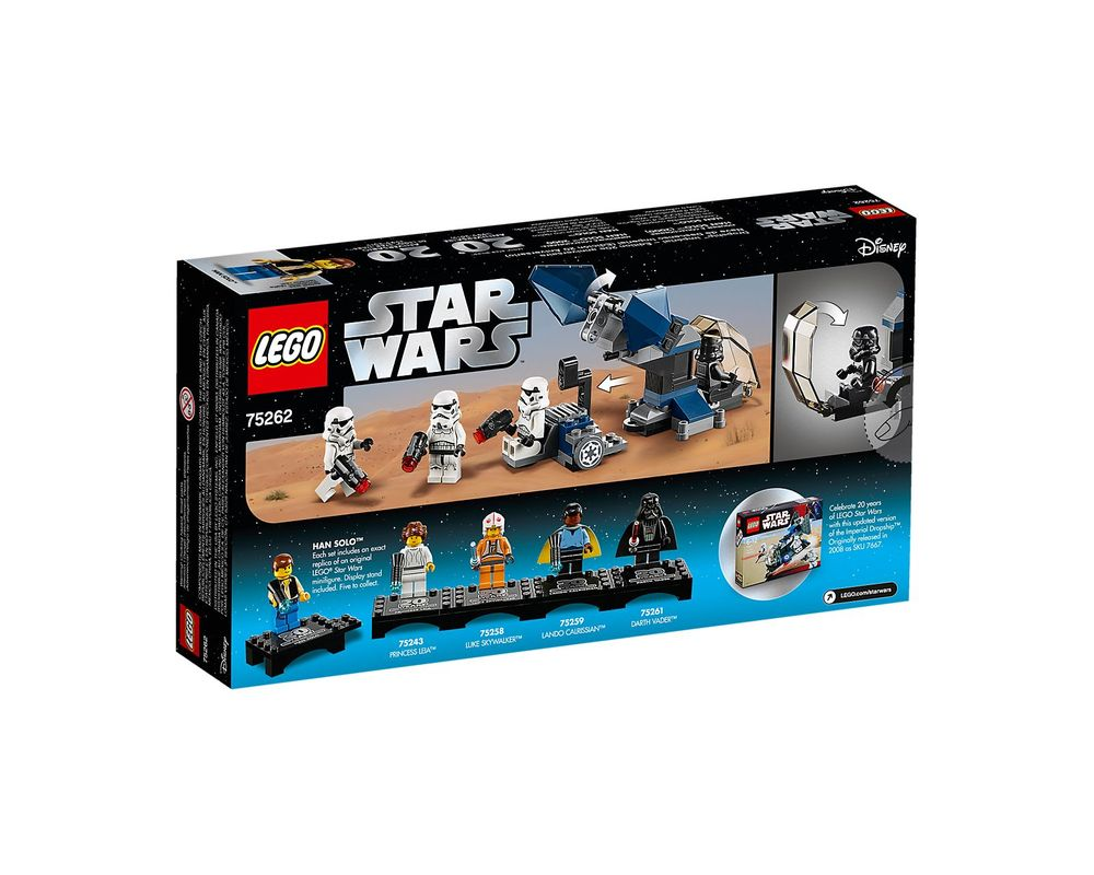LEGO Set 75262-1 Imperial Dropship - 20th Anniversary Edition